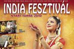 India Fesztivál Turné 2010 plakátrészlete