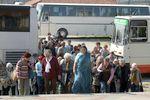 Buszcsoportok érkeznek Krisna-völgybe
