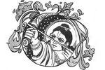 A Rámáyana meseköny egyik képe