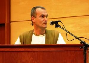 II. Fenntarthatósági konferencián Gaura Sakti Prabhu tart előadást