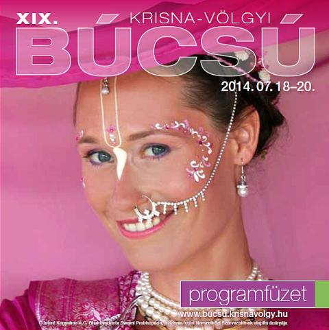Töltse le ÖN is a Krisna-völgyi Búcsú programfüzetét :-)