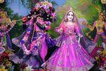 Srí Srí Rádhá-Syámasundara Ki Jaya!