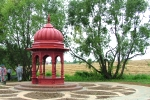 Pavilon Srí Krisna születési helyén