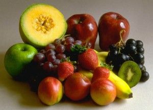 Finom gyümölcsök